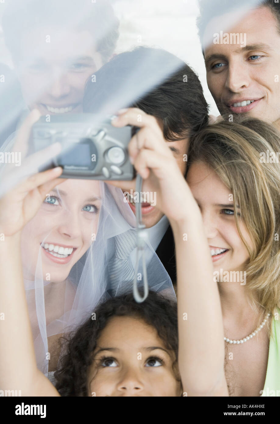 Group picture - Stock Image