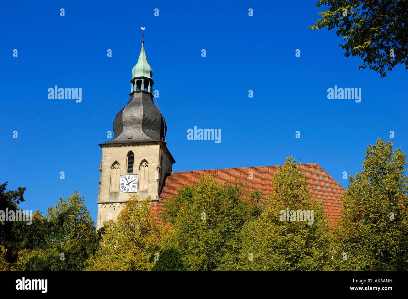 Church St. Martinus, Nottuln - Stock Image