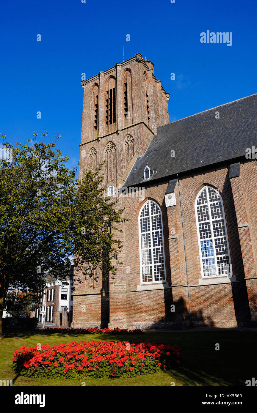 Church, Elburg - Stock Image
