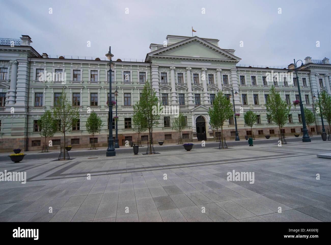 KGB-Museum / Vilnius - Stock Image