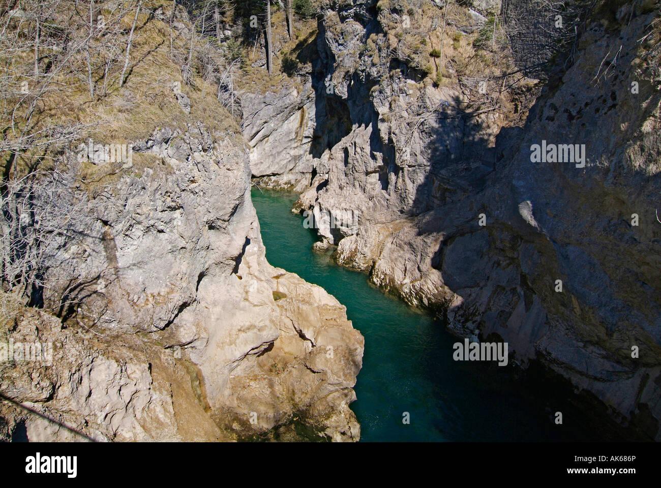 River Lech - Stock Image