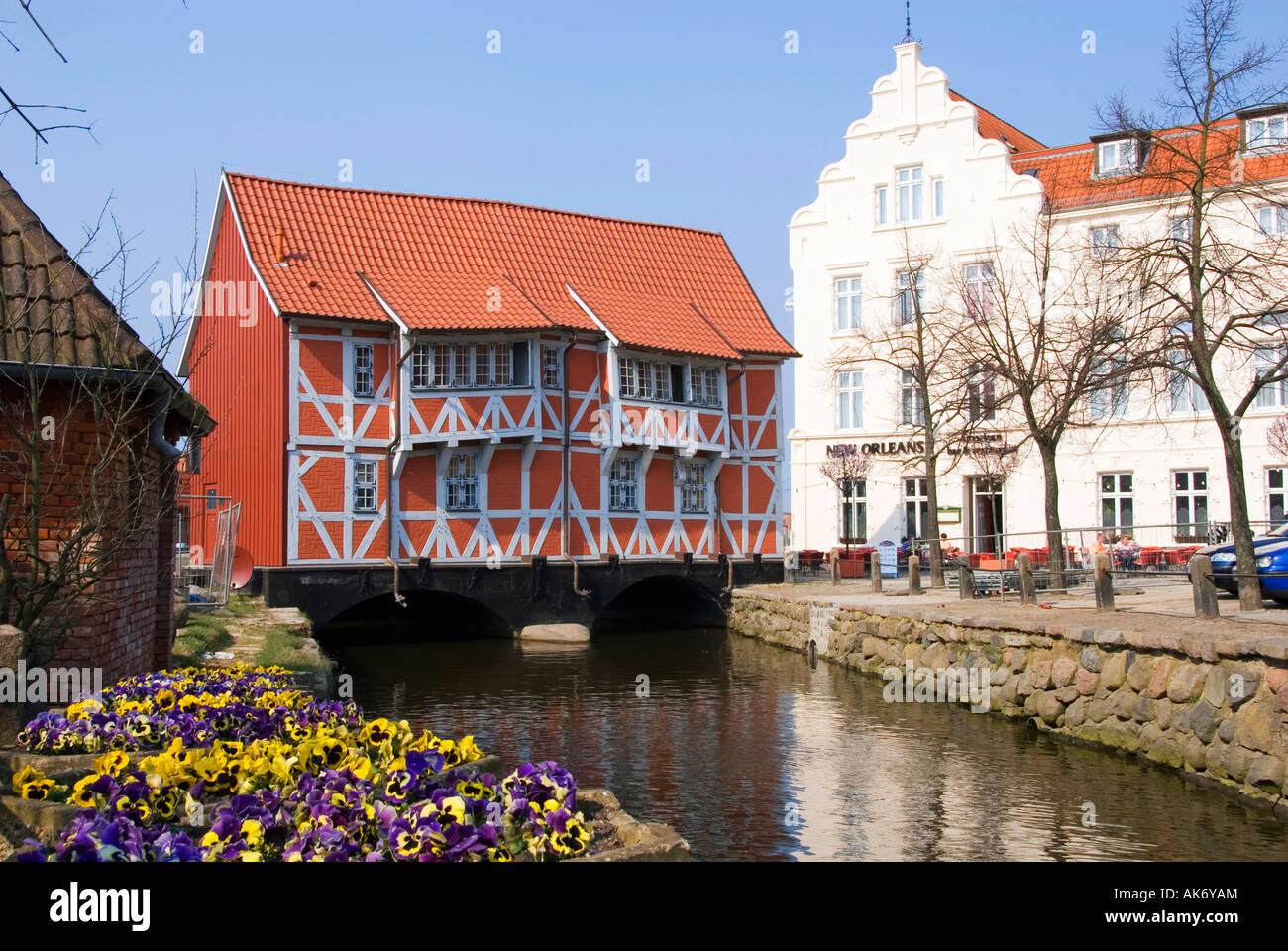 Lohberg / Wismar - Stock Image