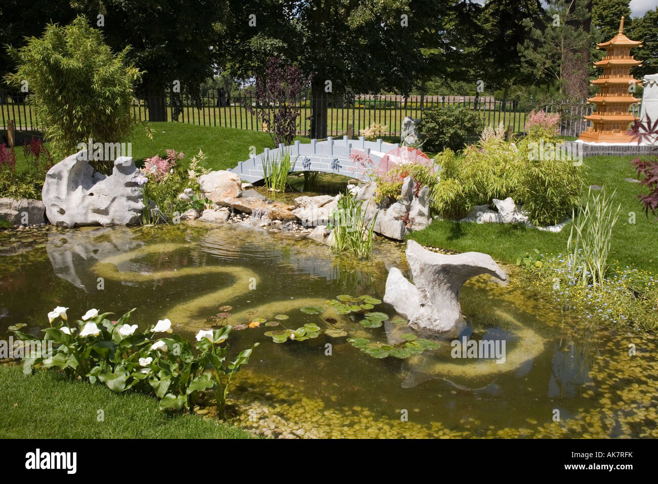 Search Results For Chinese Garden With Pool Pool Designer Stock Photos And  Images