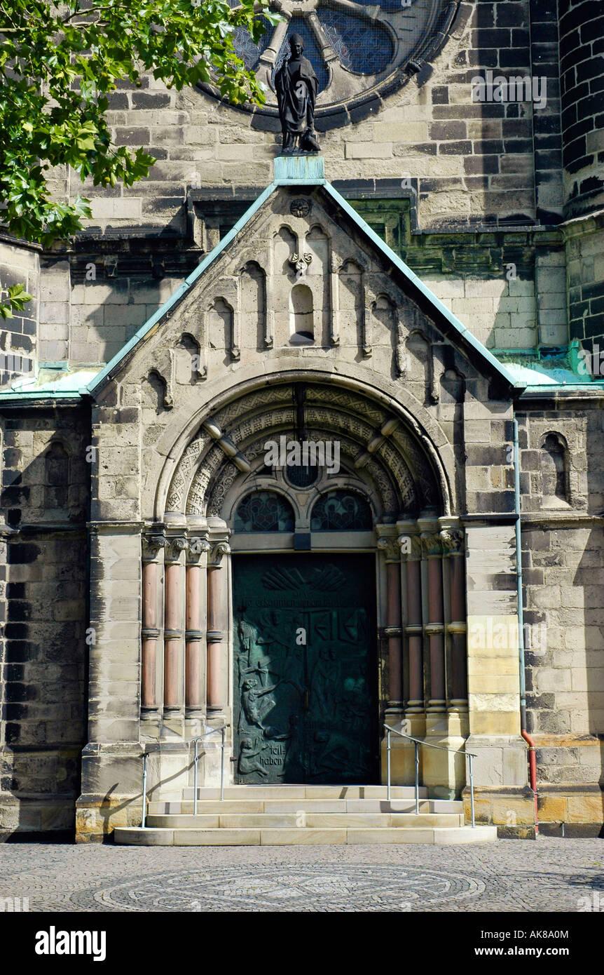 Church St Martinus / Herten - Stock Image