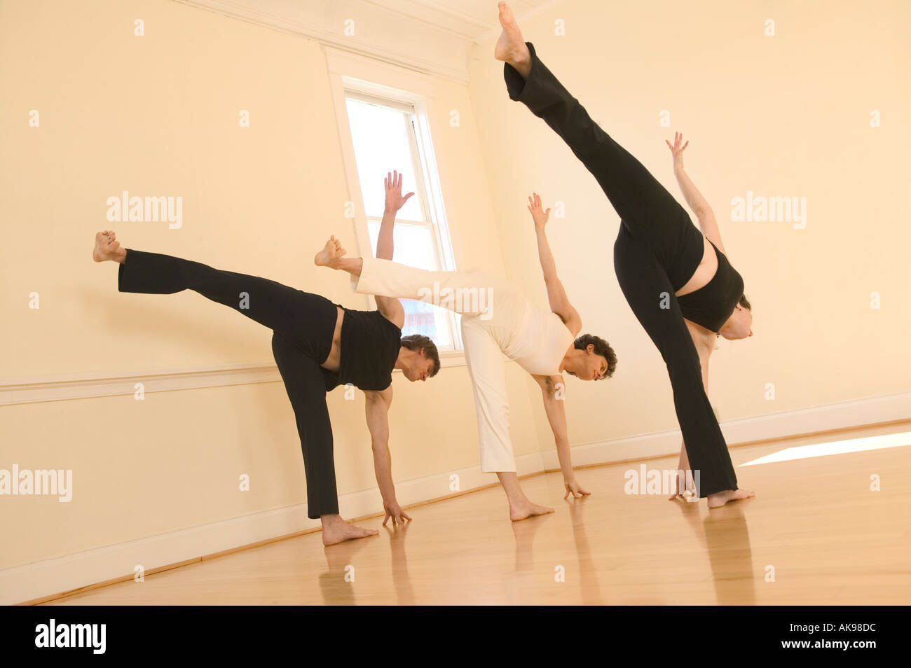 Yoga Studio 1 - Stock Image