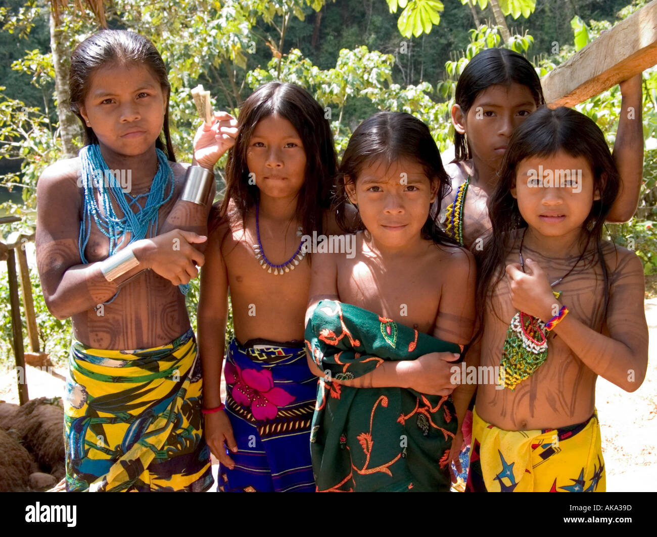 Panama girls photos