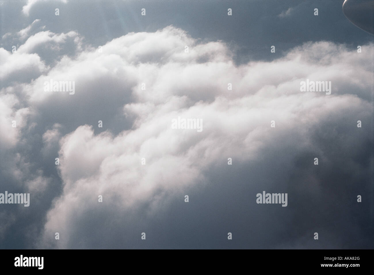Cloudscape - Stock Image