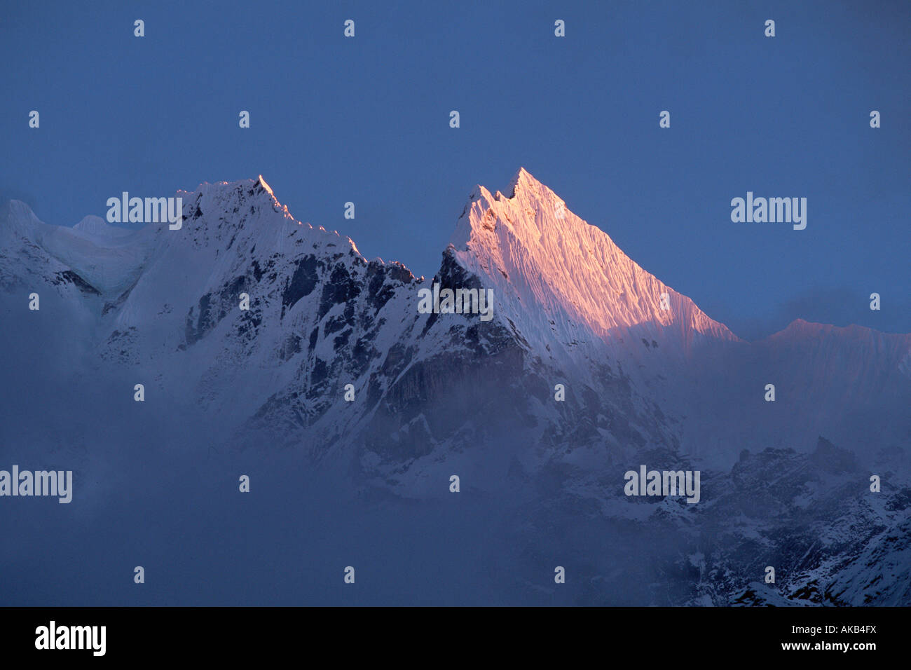 Everest Region, Nepal - Stock Image