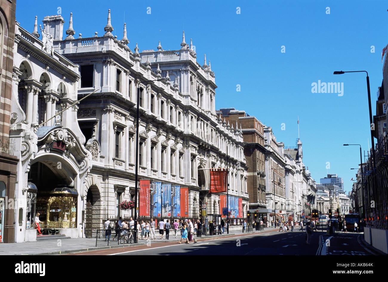 England, London, Picadilly - Stock Image