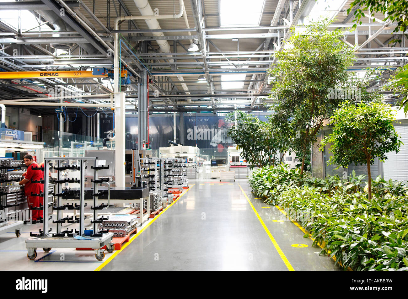 Page 2 Ferrari Factory Maranello Italy High Resolution Stock Photography And Images Alamy