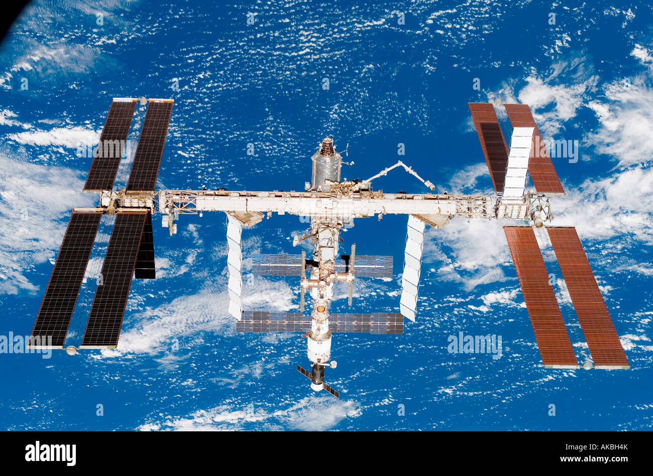 The International Space Station - Stock Image