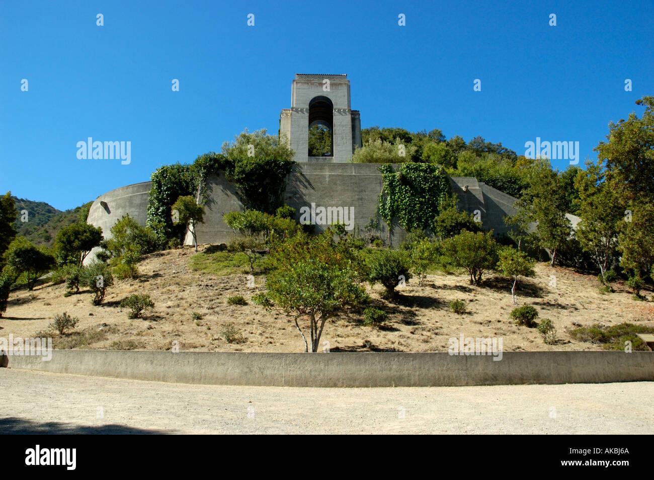 wrigley memorial wrigley botanical garden avalon catalina island