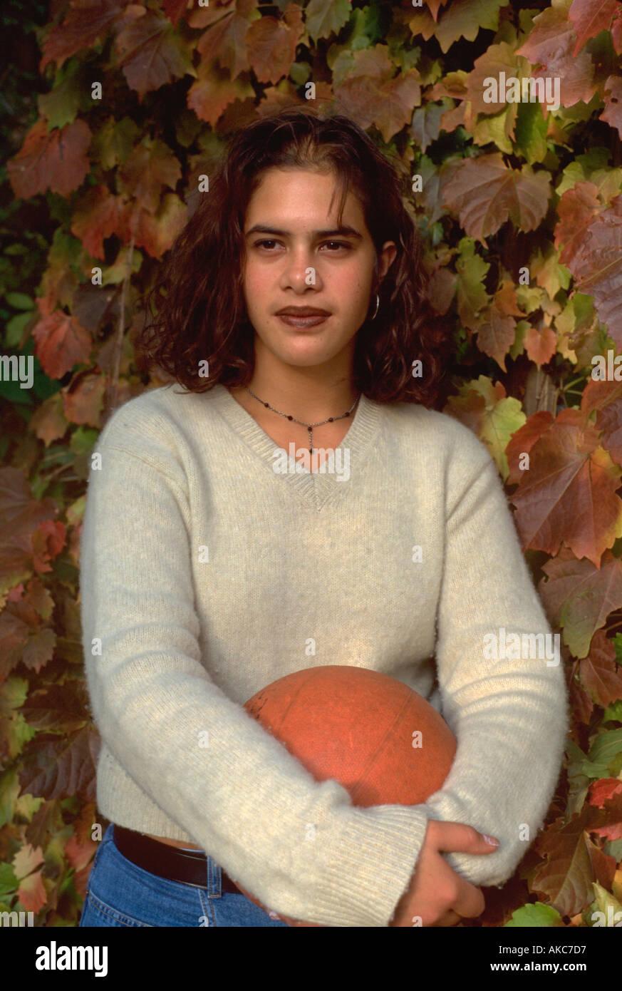 American Teen: Tongan Woman Stock Photos & Tongan Woman Stock Images