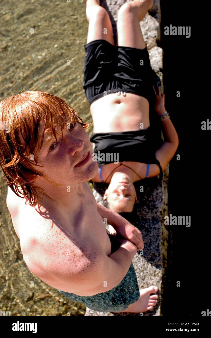 Boys hairy teen The best