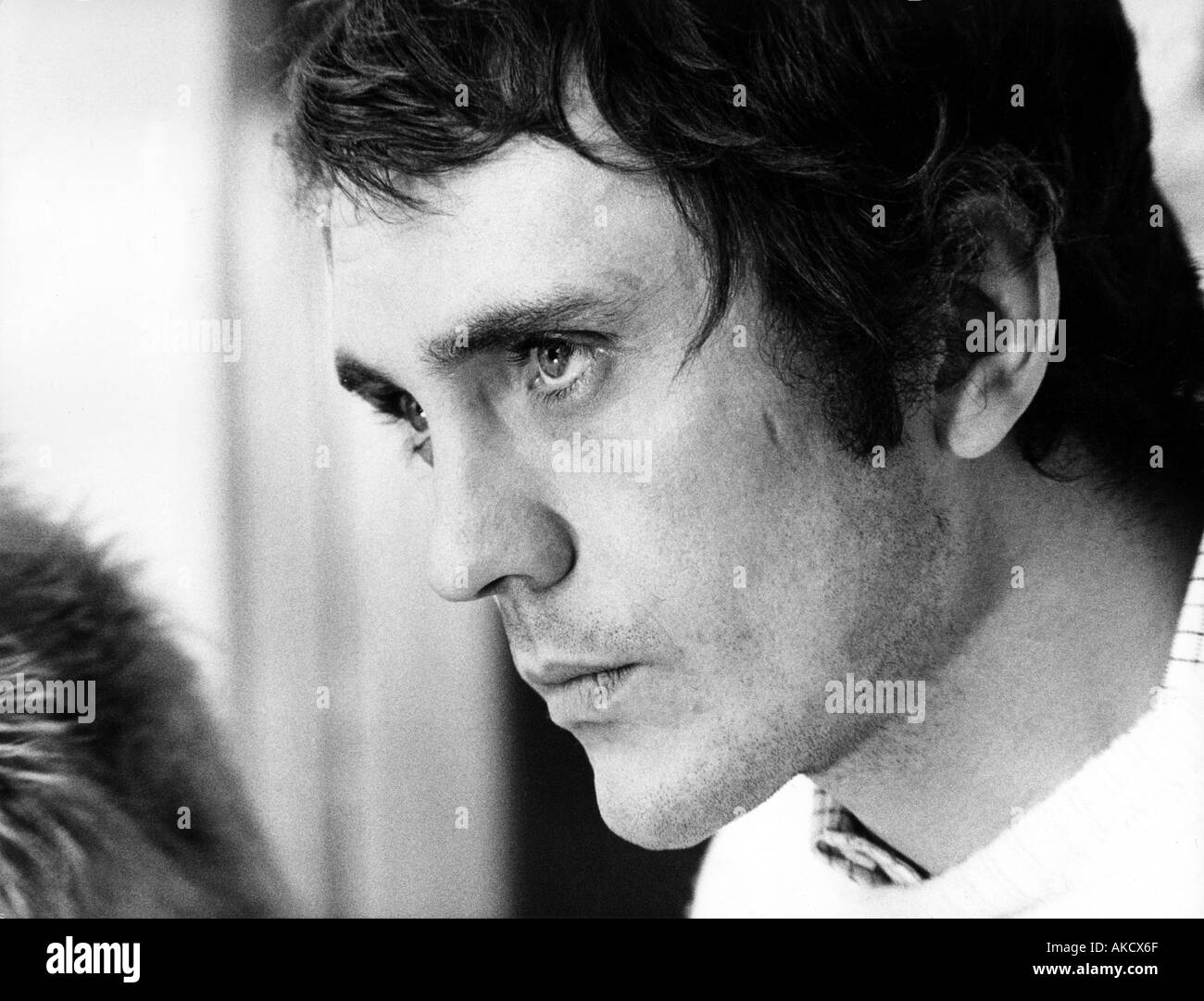 TERENCE STAMP British actor - Stock Image
