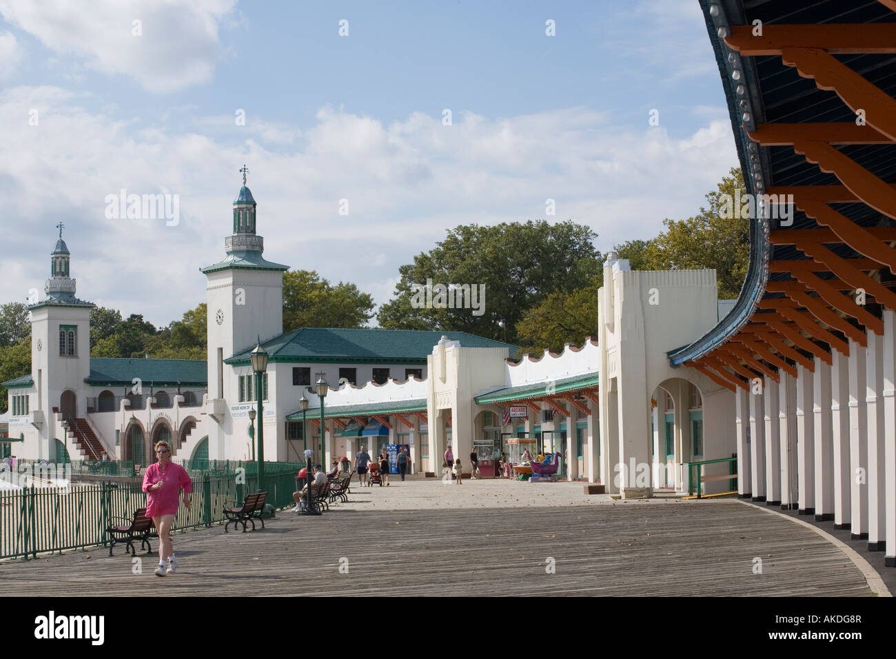 Rye Beach Amusement Park
