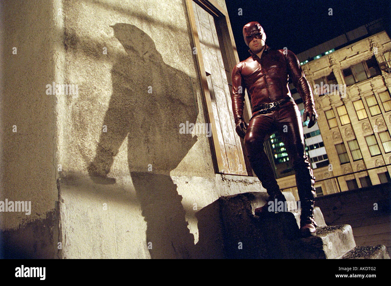 DAREDEVIL 2003 TCF film with Ben Affleck - Stock Image