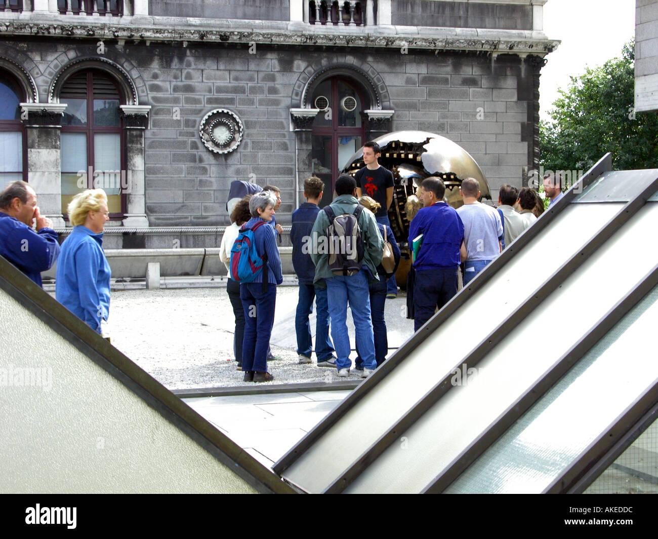 Trinity College Dublin Republic of Ireland Stock Photo