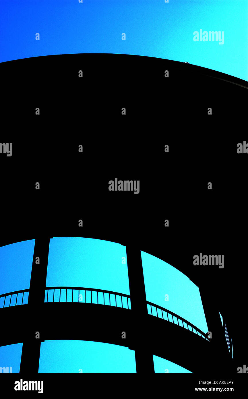 Brera District Stock Photos Images Page 2 New Small Circle Blue Modern Architecture Silhouette In The Milan Itlay Image