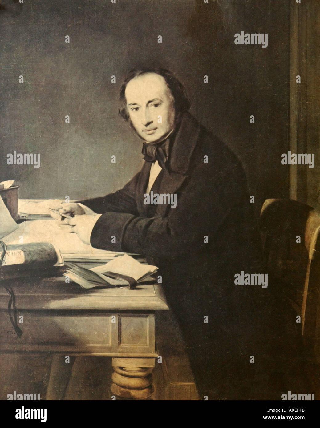 Isambard Kingdom Brunel - Stock Image