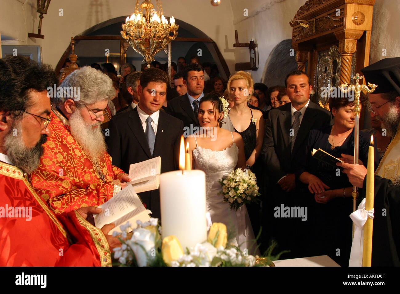 greece cyclades sikinos traditional greek wedding church