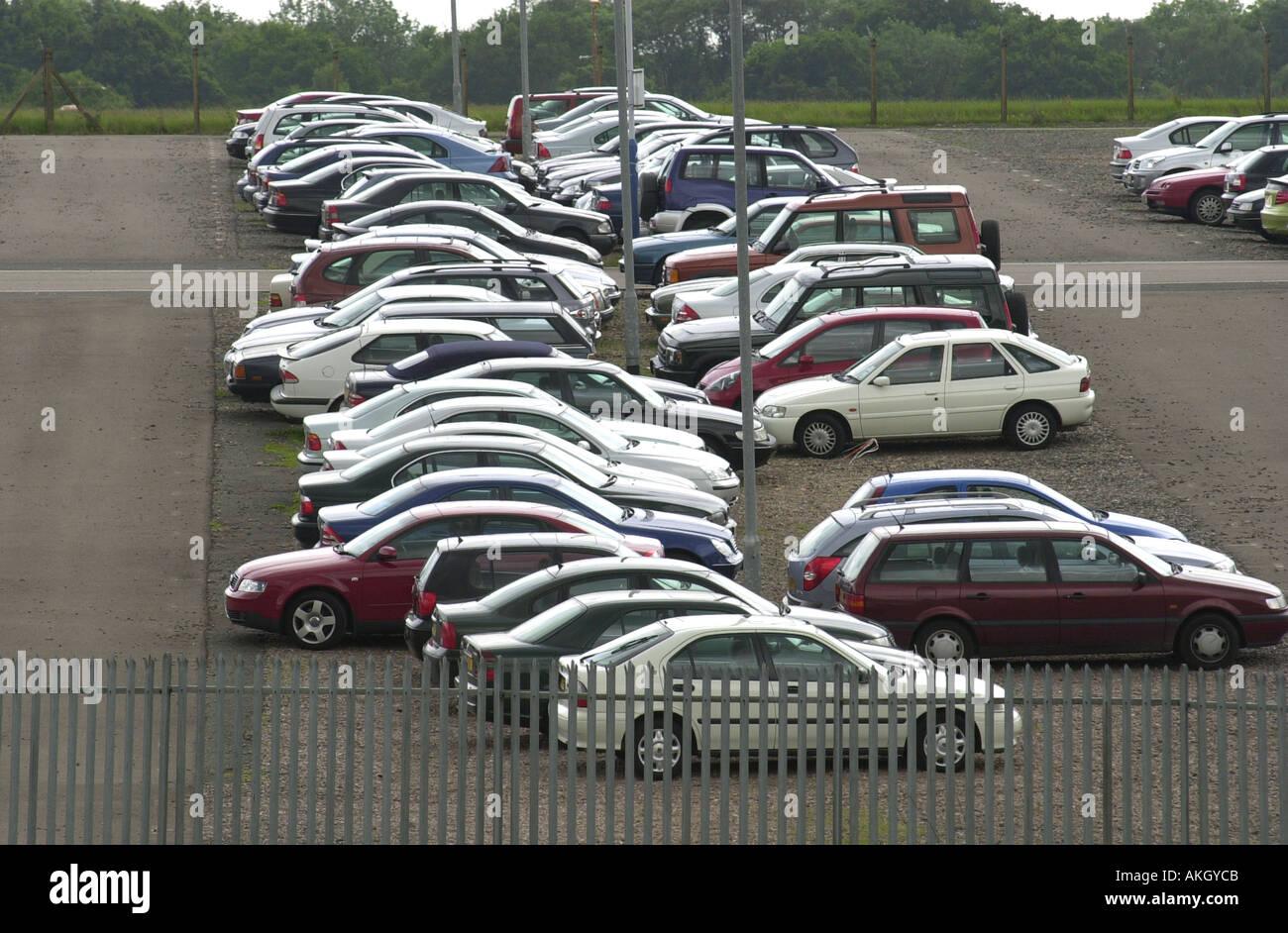 Devizes Wharf Car Park