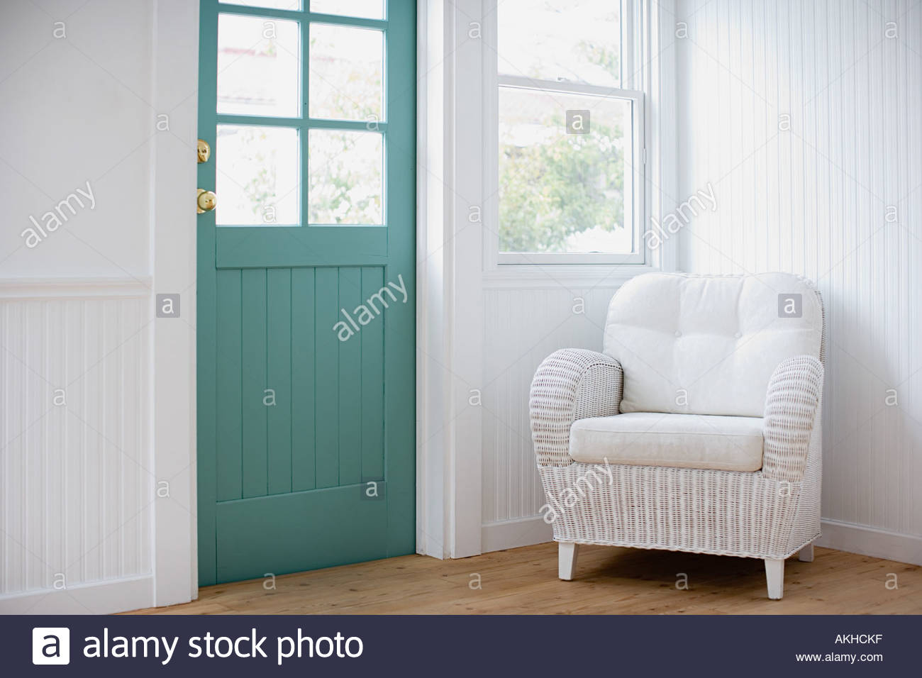 A peaceful corner - Stock Image