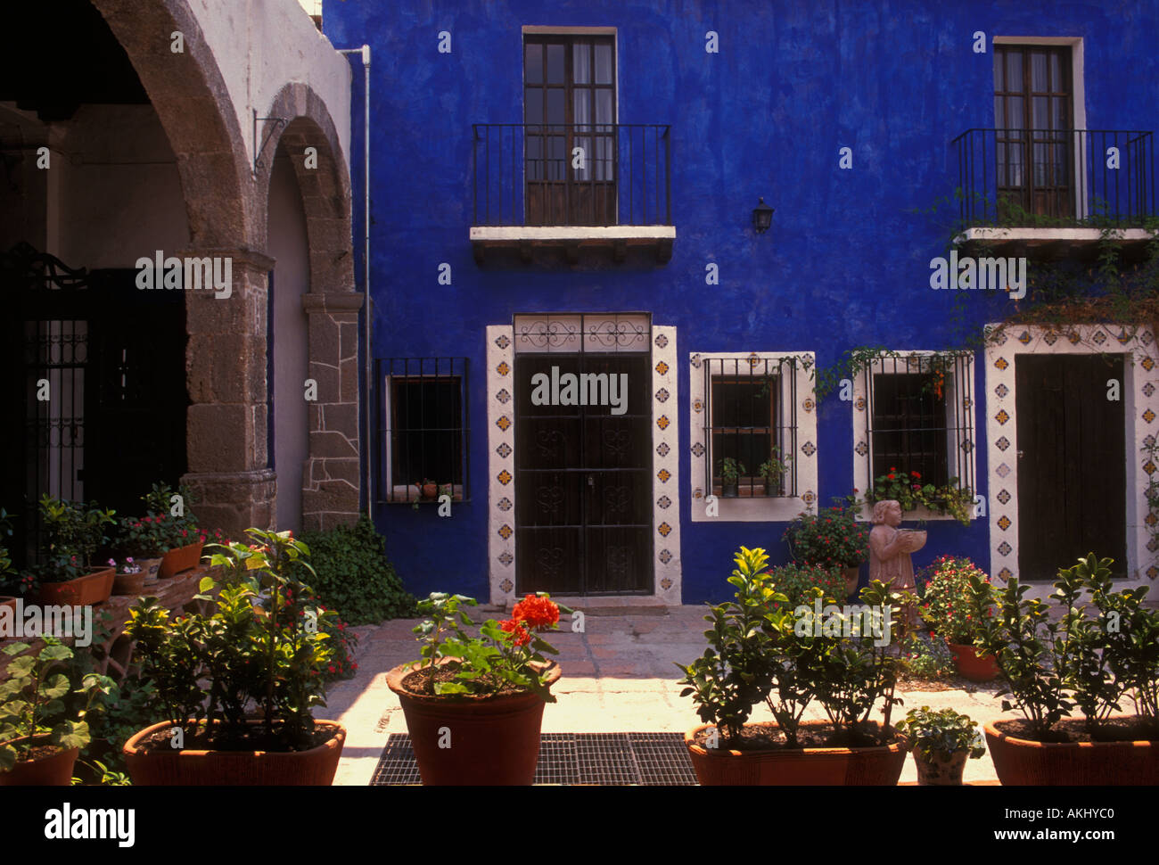 Courtyard, Patio, Rooms And Lodging, Accommodations, Hotel