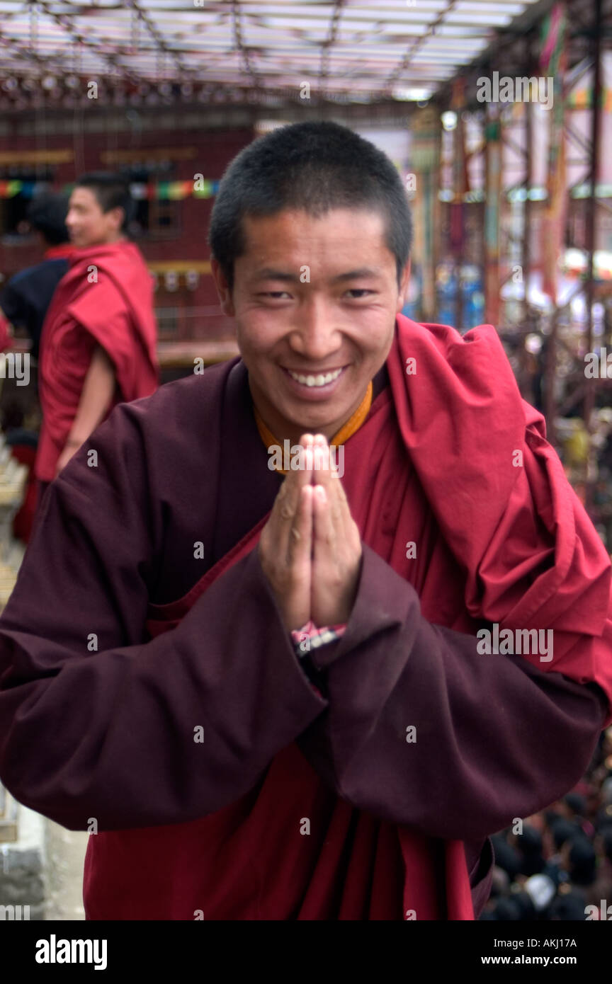 Merry Monk Stock Photos Merry Monk Stock Images Alamy