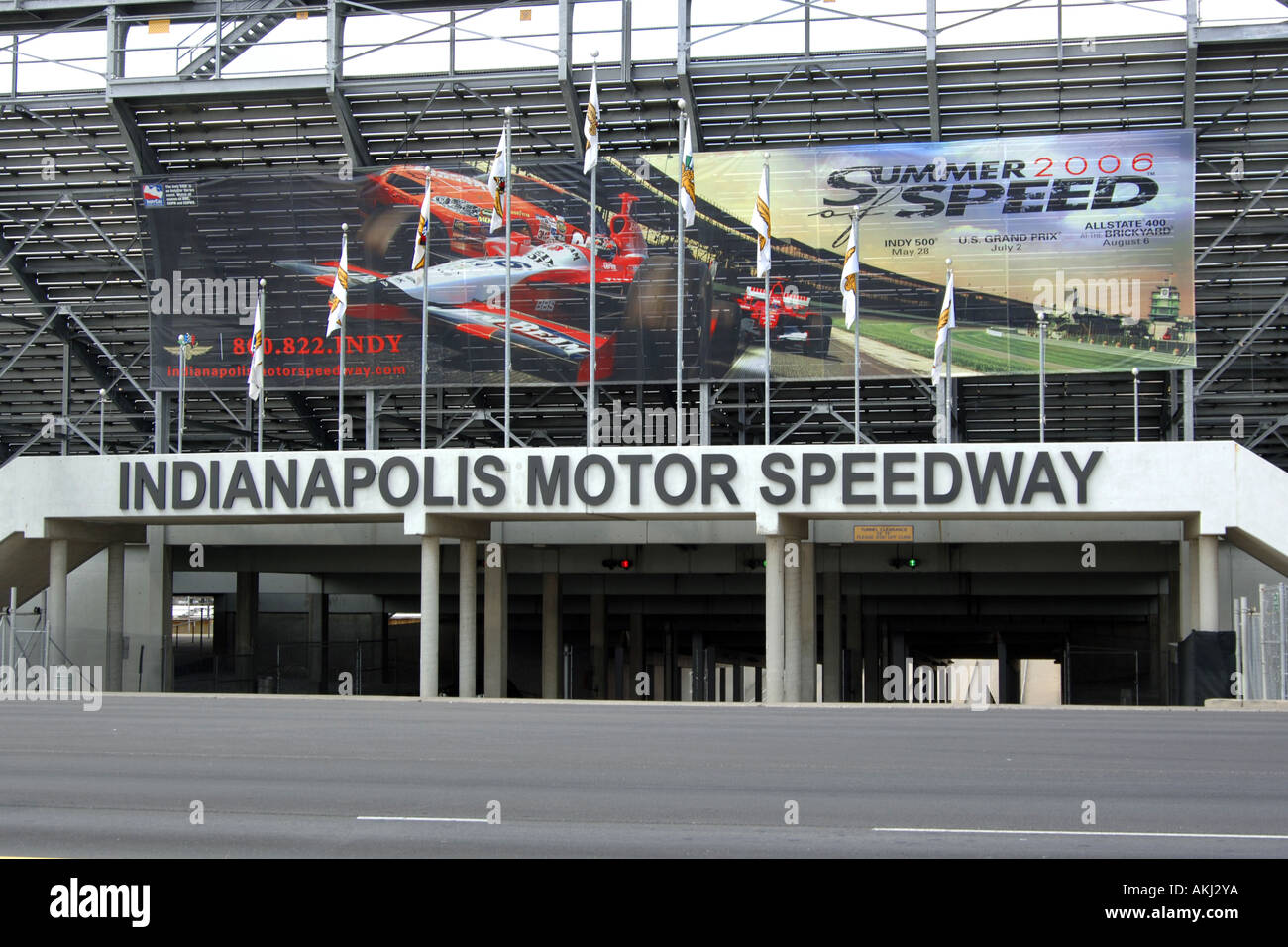 Usa indiana indianapolis motor speedway stock photos usa for Indianapolis motor speedway indianapolis in