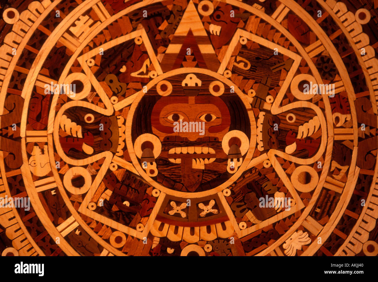 Maya Calendar Circle Stock Photos Maya Calendar Circle Stock