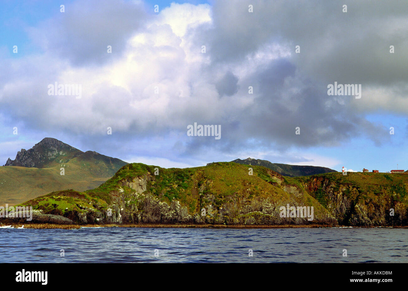 Cape Horn Island Chile - Stock Image