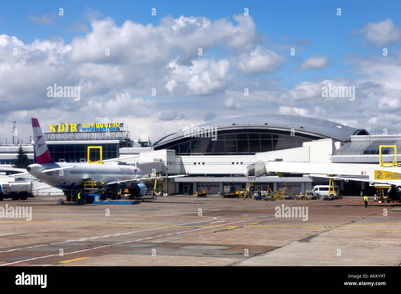 Aeroporto Kiev : Ukraine eastern europe kiev airport stock photos ukraine eastern