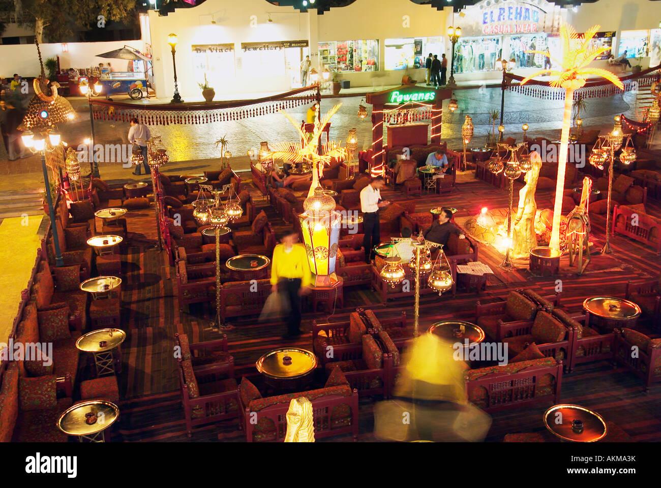 egypt sinai peninsula sharm el sheikh fewanes shisha cafe. Black Bedroom Furniture Sets. Home Design Ideas