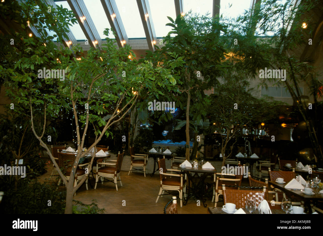 Garden cafe el monte sagrado resort and spa taos new