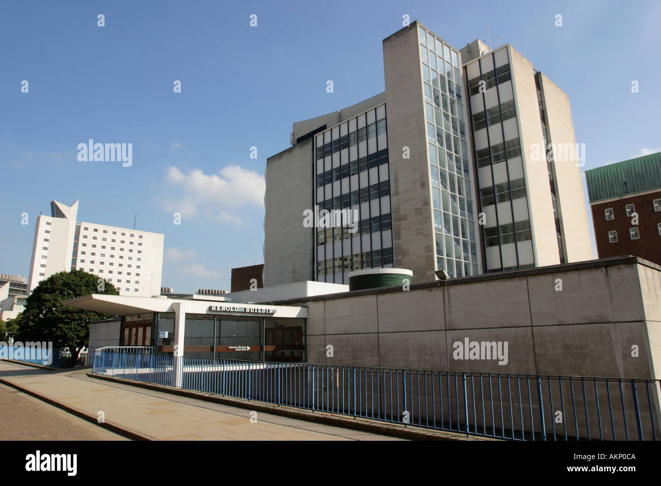 University of manchester renold building