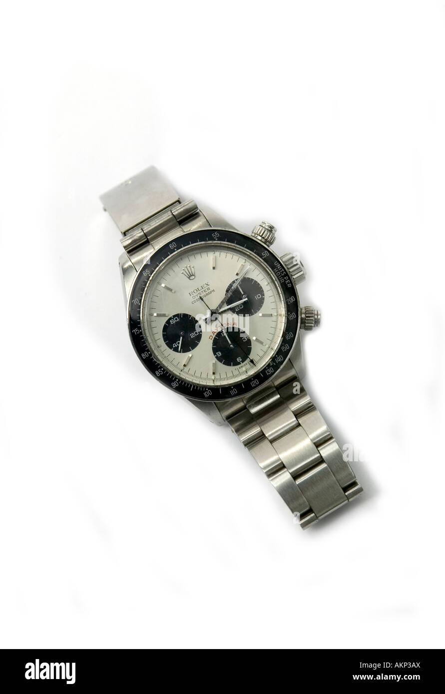 Rolex Daytona Chronograph - Stock Image