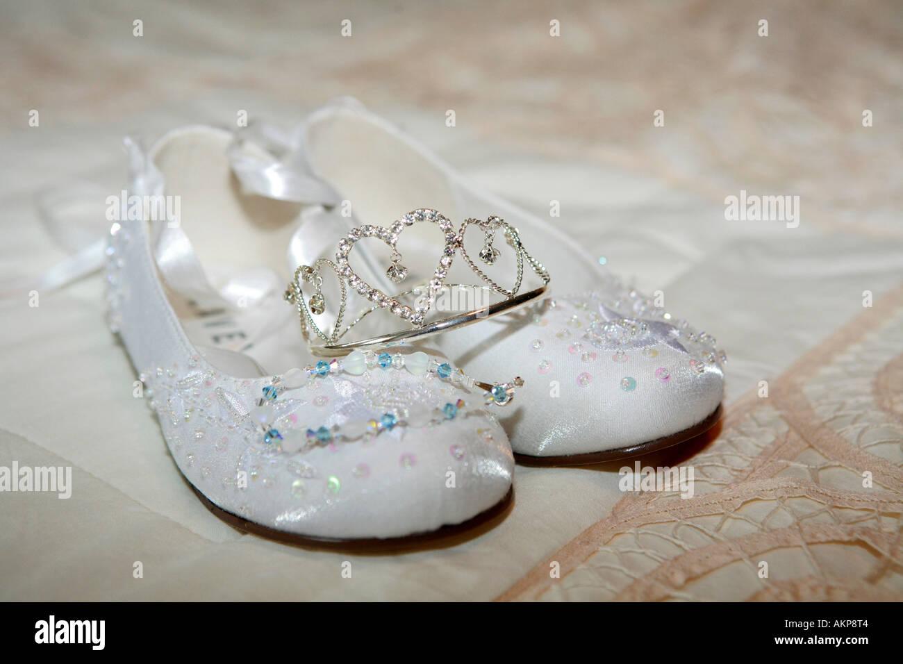 Conceptual Wedding Shoes Stock Photos Conceptual Wedding Shoes