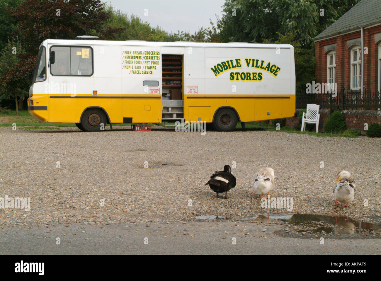 Mobile Shop Van Stock Photos & Mobile Shop Van Stock Images - Alamy