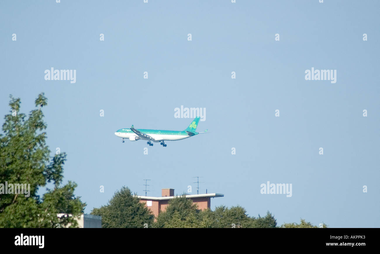 Aer Lingus - Stock Image