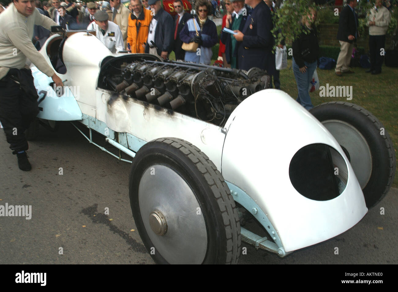 Thomas special Babs 1923 racer - Stock Image
