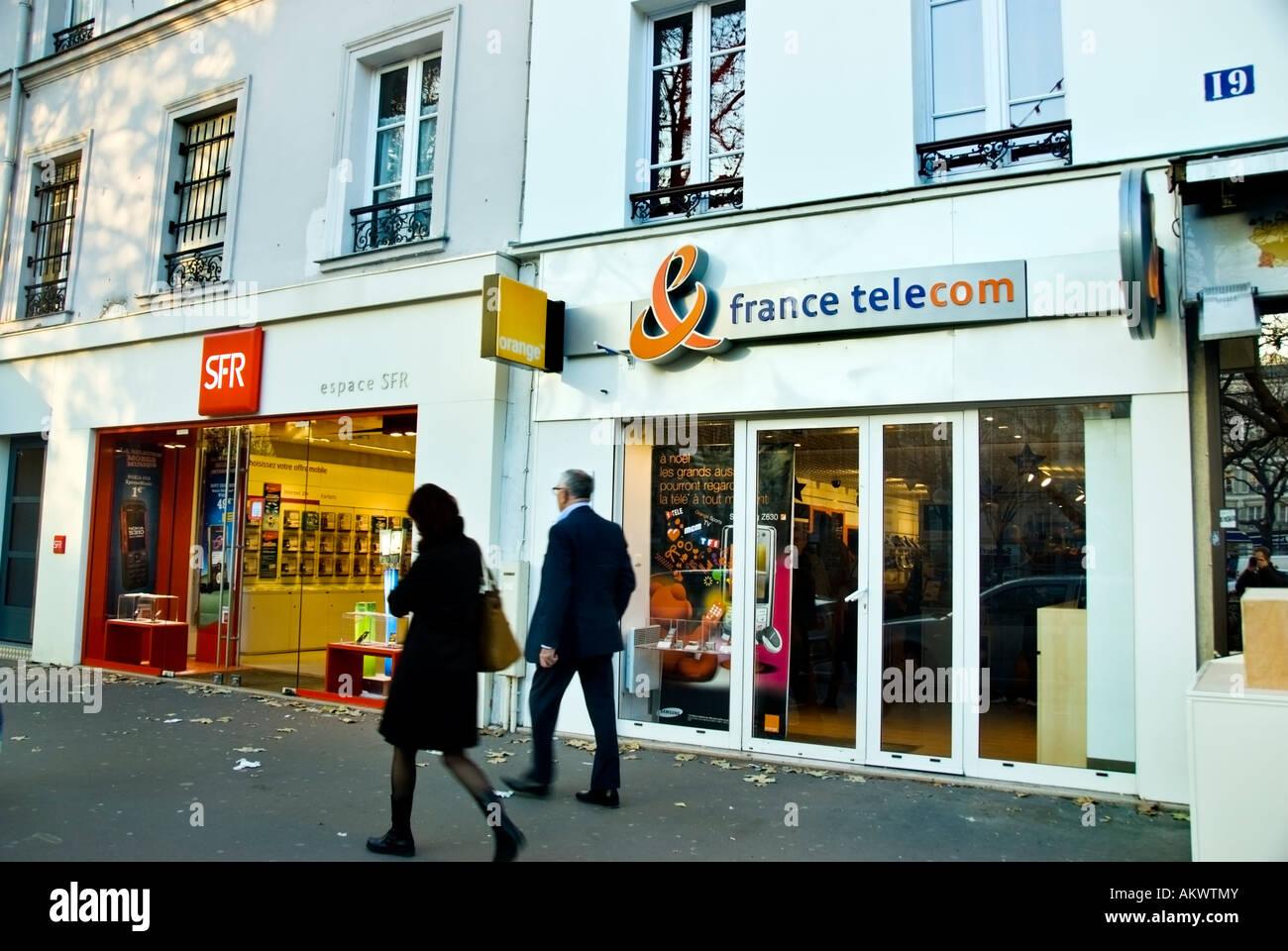 france telecom stock photos france telecom stock images alamy. Black Bedroom Furniture Sets. Home Design Ideas