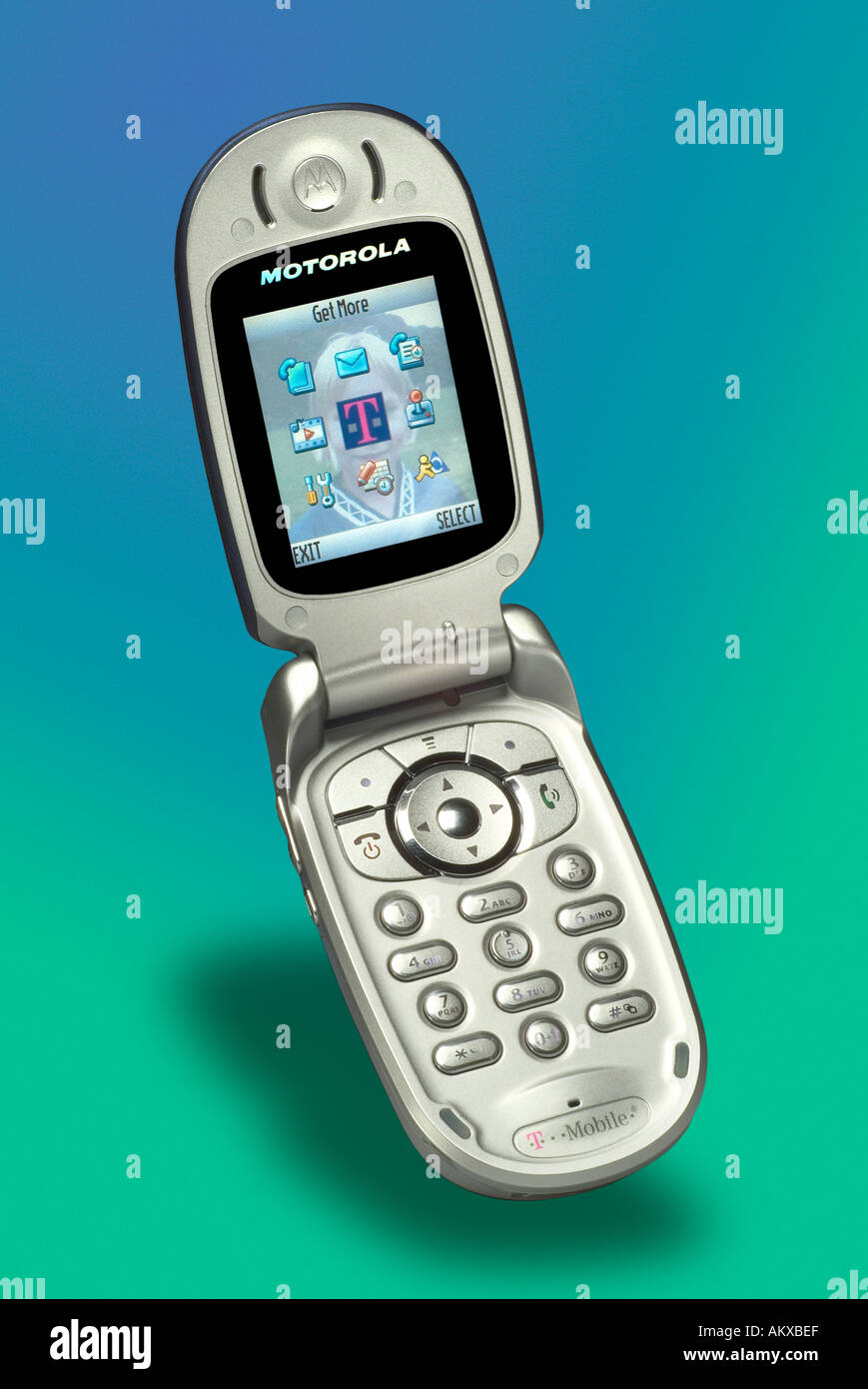 Cell Phone - Stock Image