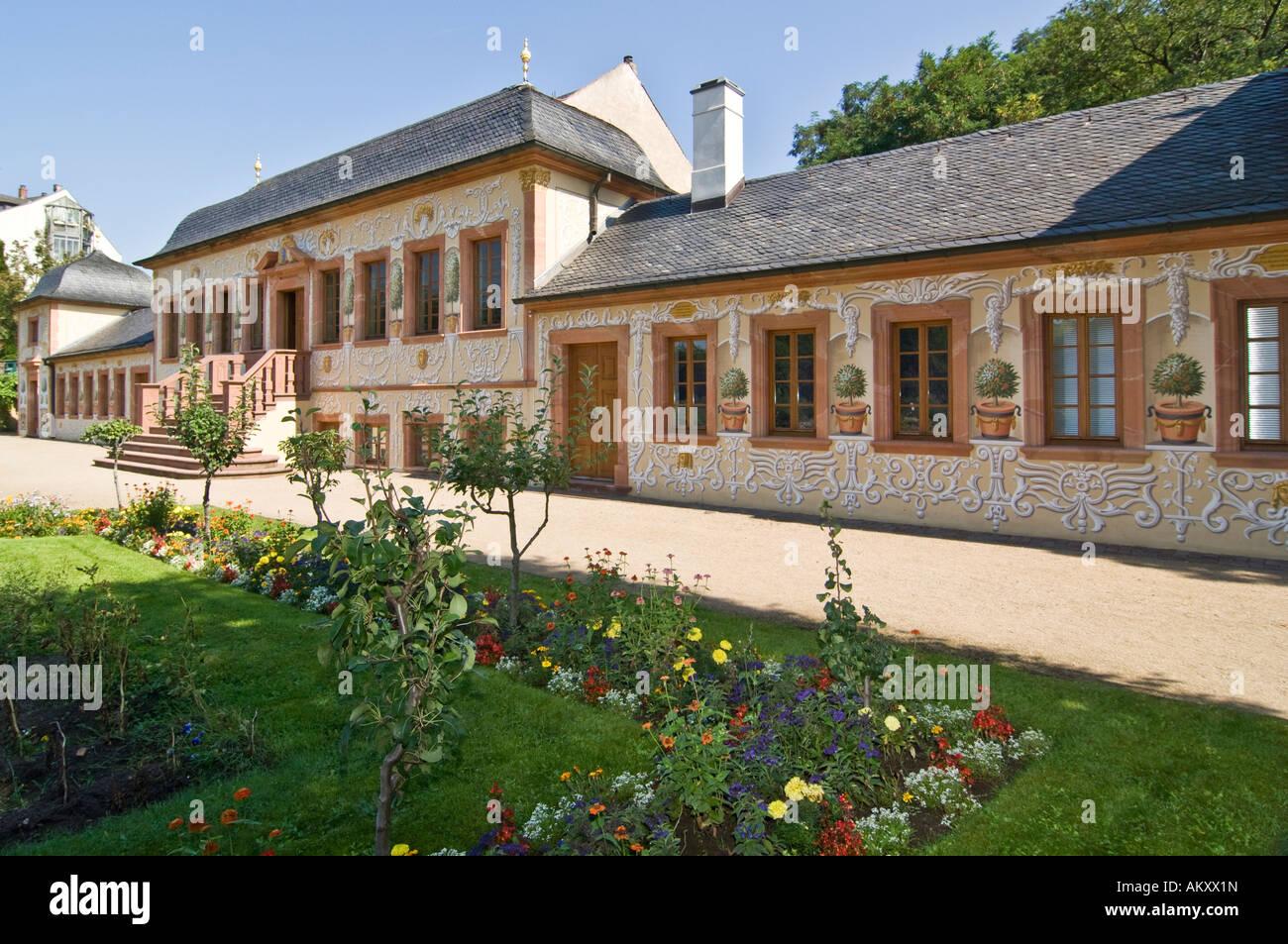 Pretlack'sches Gartenhaus, Prinz GeGarten (Prince George