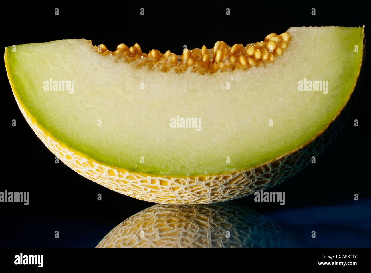 Sugar melon Stock Photo