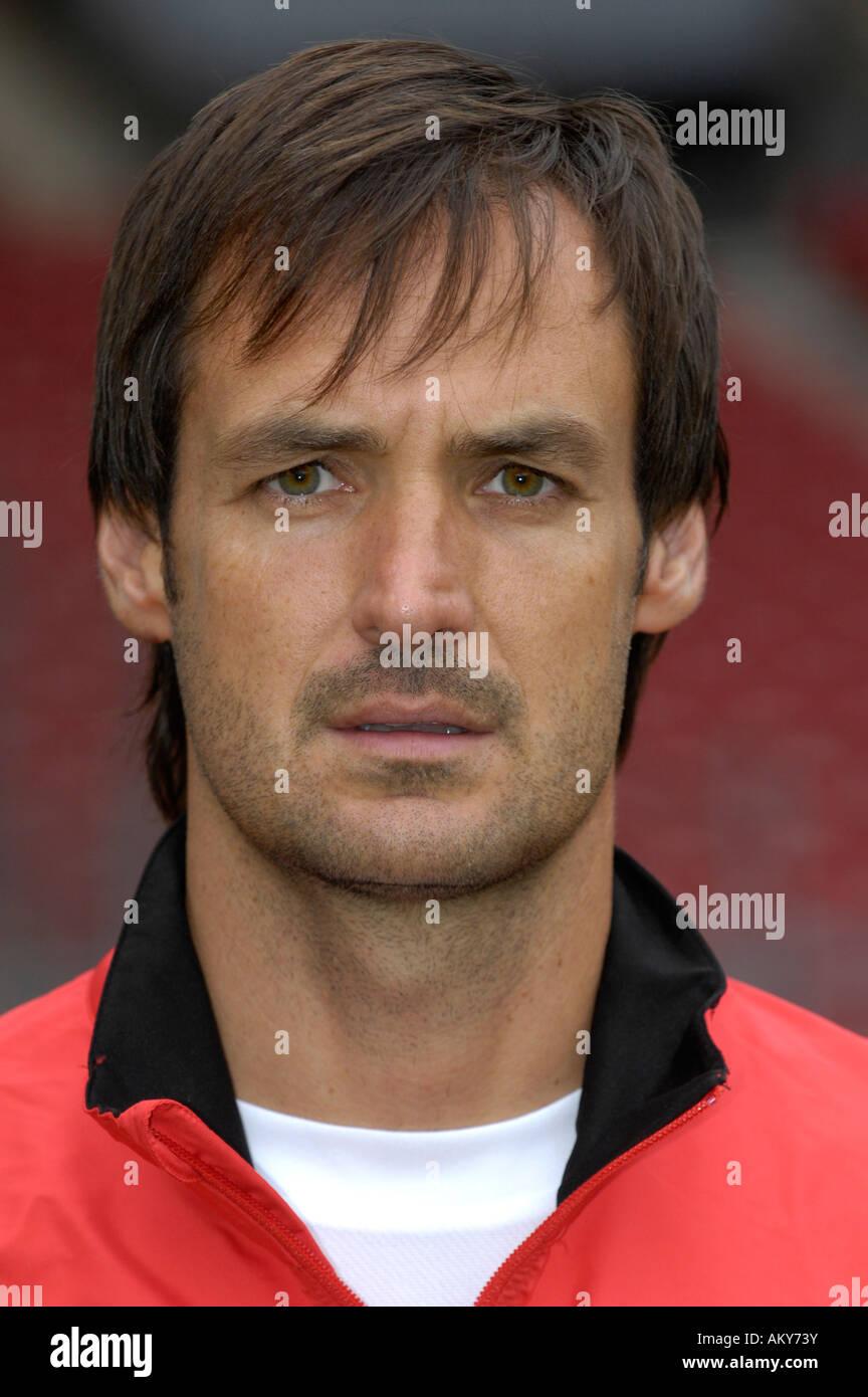 Fitness coach Christian KOLODZIEJ VfB Stuttgart - Stock Image