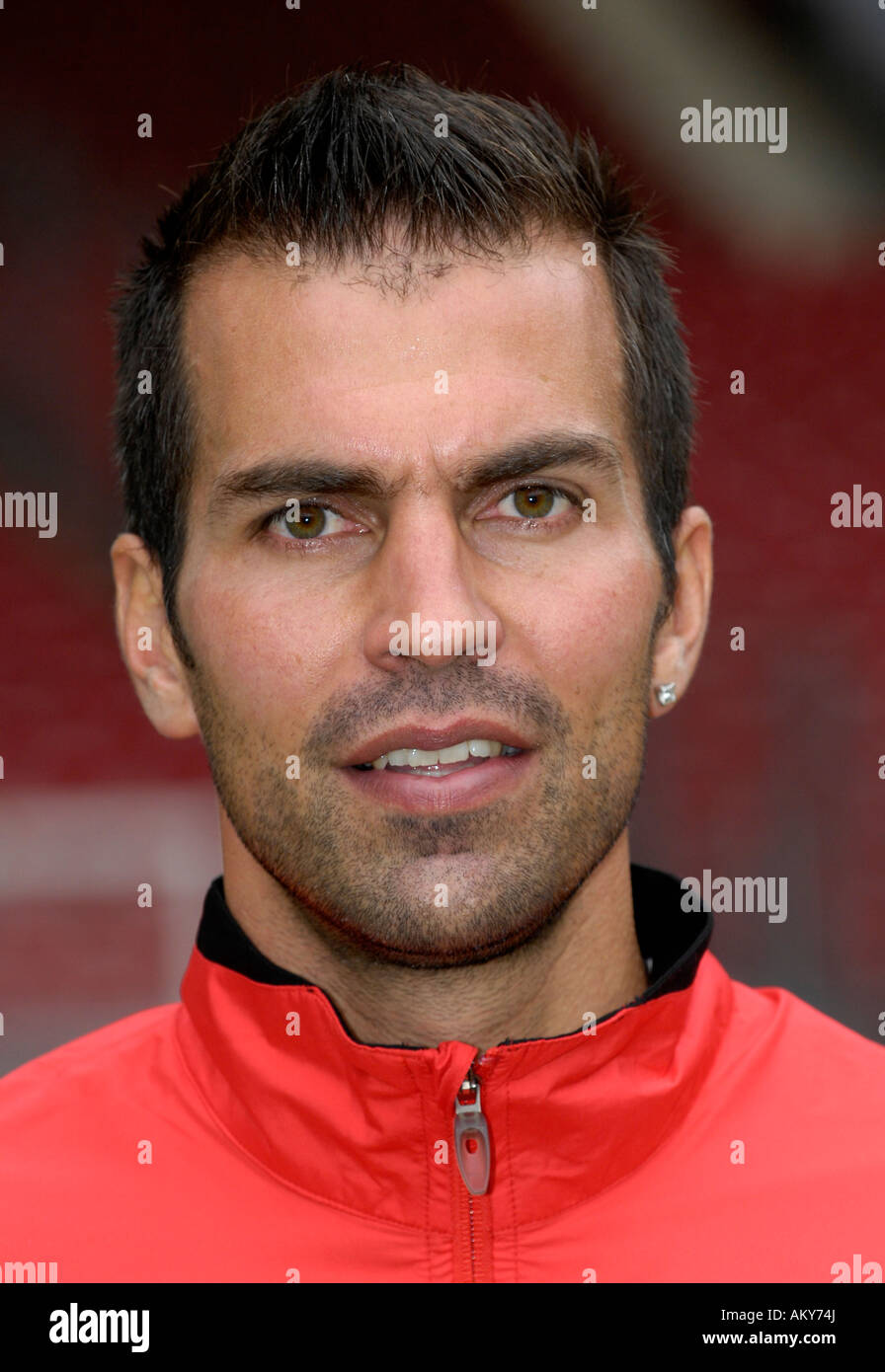 Assistant coach Markus BABBEL VfB Stuttgart - Stock Image