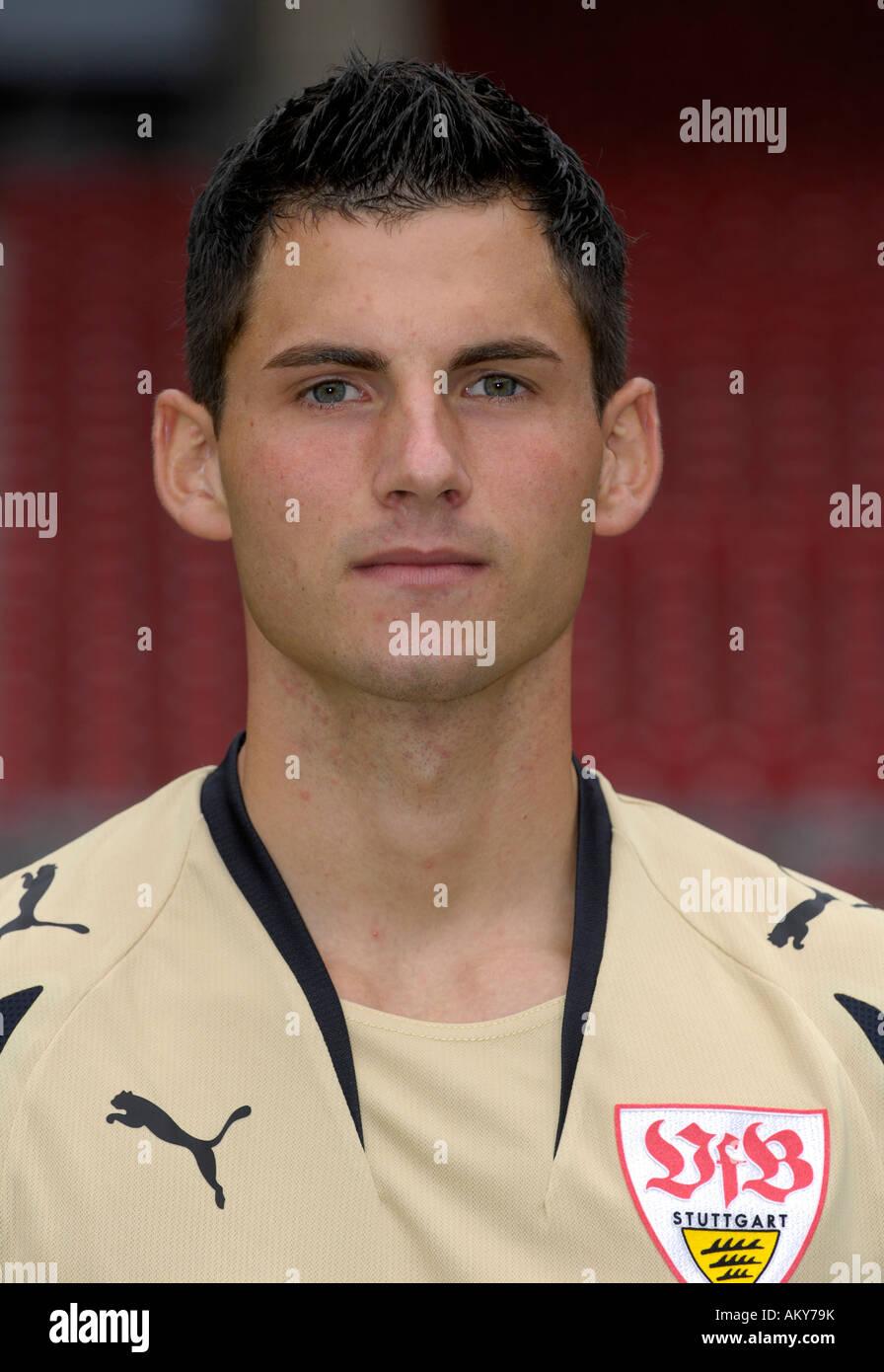 Goalkeeper Alexander STOLZ VfB Stuttgart Stock Photo