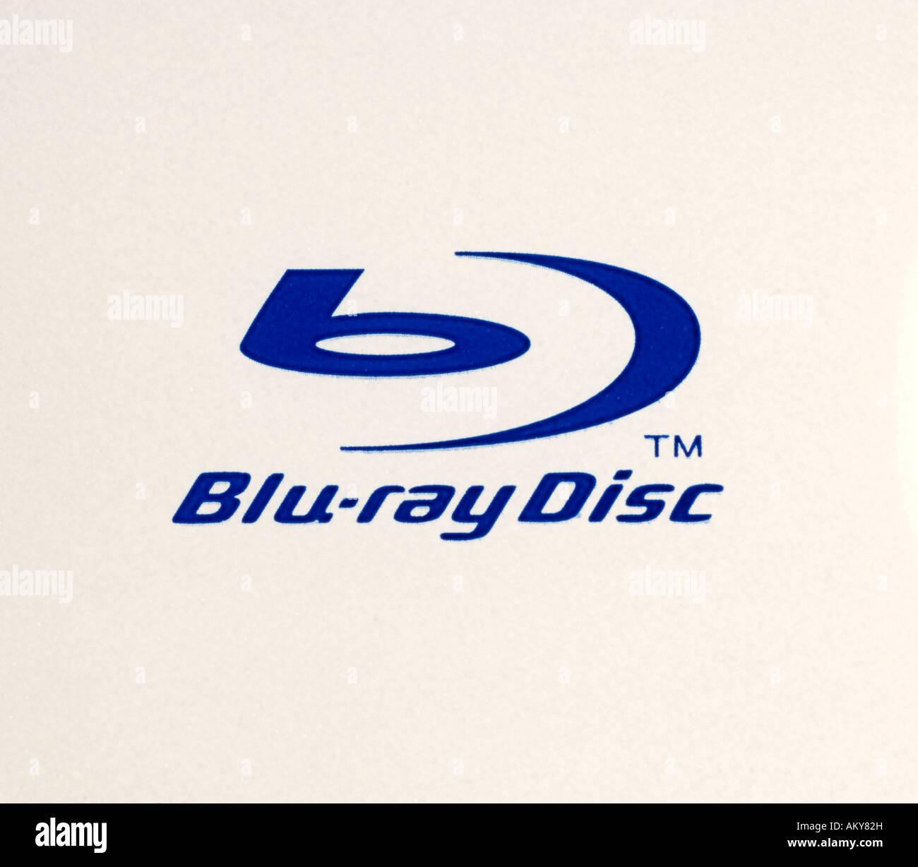 Blu-ray Disc 25 GB - Stock Image