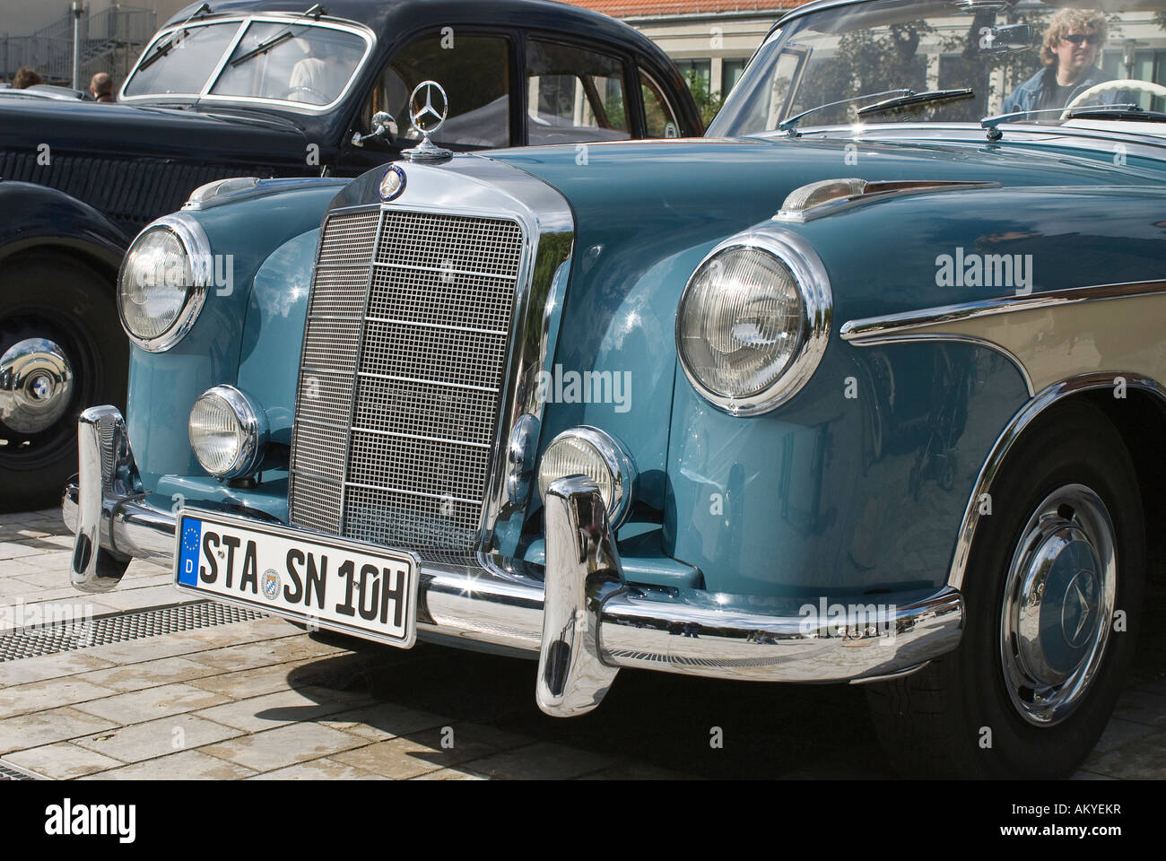 Number Plate And Headlights Stock Photos & Number Plate And ...